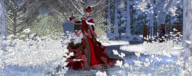 the Christmas Show by Lamu Fashion