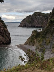The brilliance of the Newfoundland coast - Chance Cove