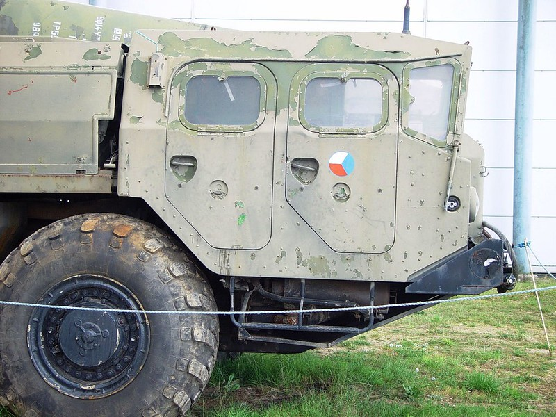 MAZ-543 Scud Missile 7