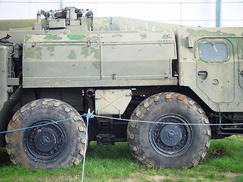 MAZ-543 Scud Missile 5