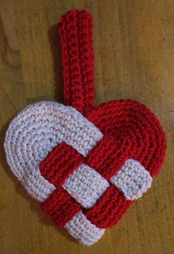 Danish Valentine Heart