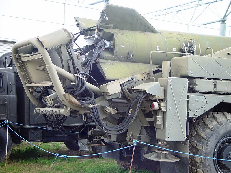 MAZ-543 Scud Missile 2