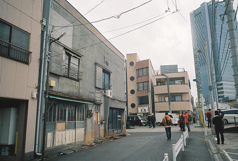 157 Ricoh GR1s+Kodak Ultramax400 20200112チョートクブラぱち塾押上松田木芸社