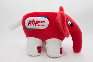 PHPCon Poland elePHPant