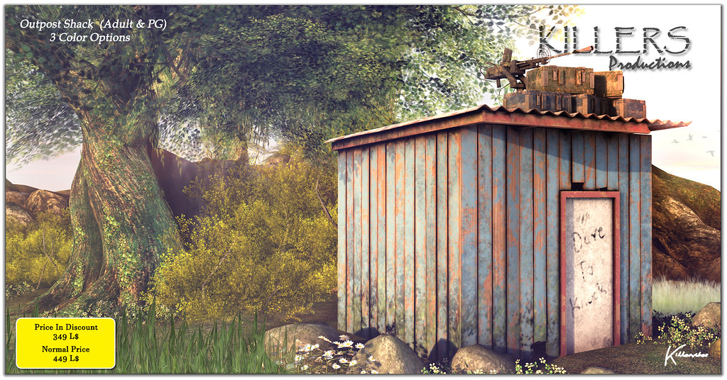 """""""Killer's"""" Outpost Shack On Discount @ Cosmo Starts from 13th Jan Till 25th Jan"""