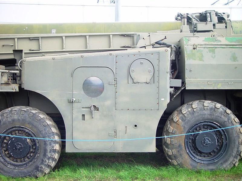MAZ-543 Scud Missile 4