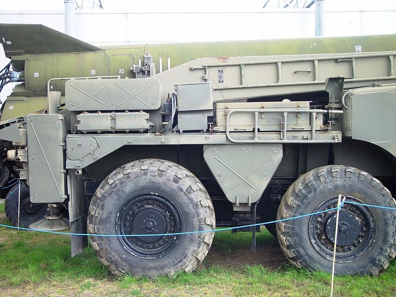MAZ-543 Scud Missile 3