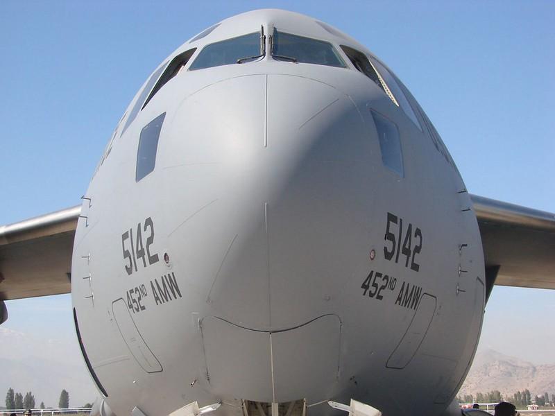 C-17A Globemaster III 1