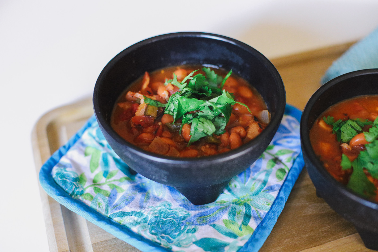 Easy and Delicious Mexican Charro Beans Recipe #TheBeanTeam