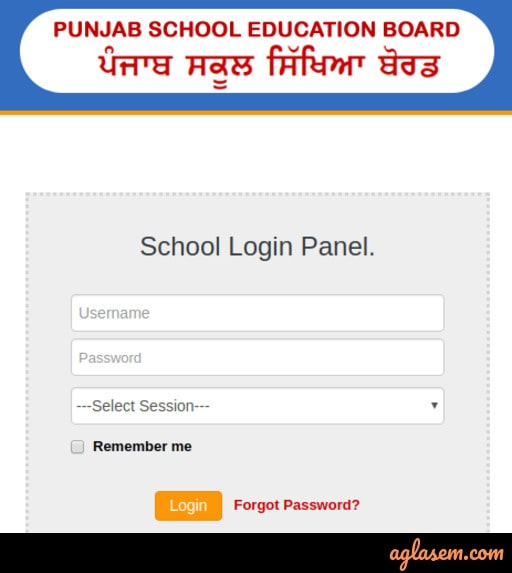 Punjab Open 10th Admit Card March 2020 (Available) - Download Here