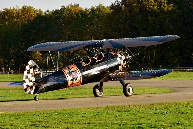 N9912H B75N1 cn 75-7213 'Old Crow' Vintage Aircraft Inc 191110 Seppe 1007