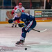Eishockey - Oberliga Meisterrunde - 2019/20 - Spieltag 2 - EV Lindau Islanders vs EC Peiting