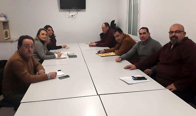 Reunión con Comité