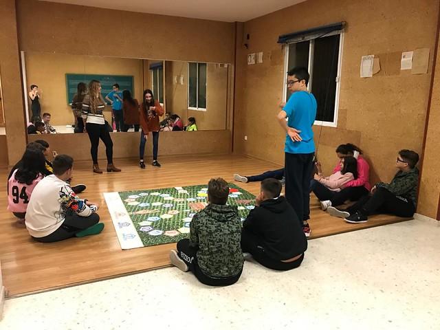 Actividades juveniles diciembre 2019 enero 2020
