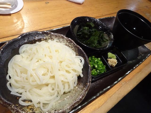 Inaniwa udon noodle @Gohei restaurant, Tokyo