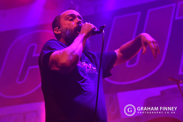 Clutch @ O2 Academy (Leeds, UK) on December 19, 2019