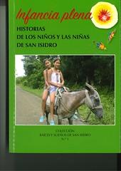Portada Infancia Plena historias de niños y niñas de San Isidro