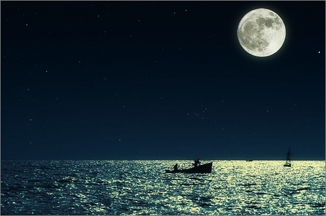 Pescador de Luna | Moon fisherman