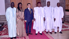 isesco_dg_almalik_president_niger