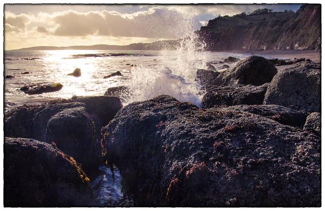 Smuggler's Cove Splash