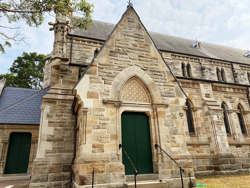 St Thomas' Anglican Church, North Sydney