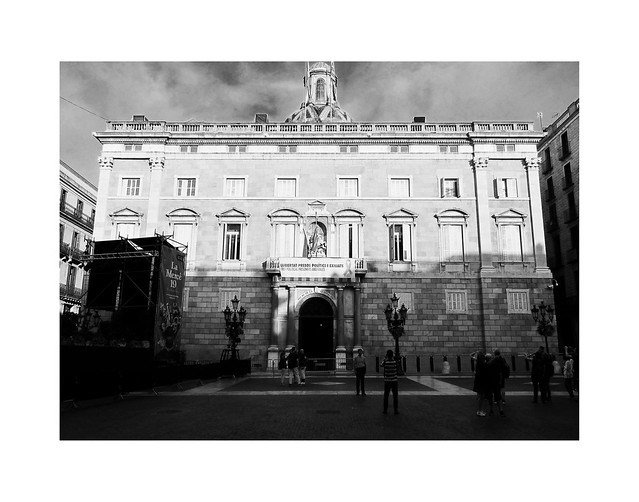 Palau de la Generalitat de Catalunya VIII