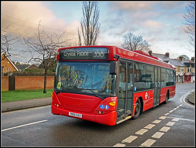 Go-Ahead London (Metrobus) 565