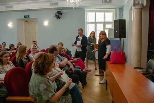 Авг 29 2019 - 13:42 - 29 августа 2019, Литературный институт имени А.М. Горького.