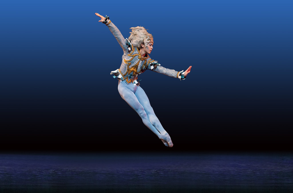 Naoya Ebe in The National Ballet of Canada's production of Rudolf Nureyev's The Sleeping Beauty © Aleksandar Antonijevic