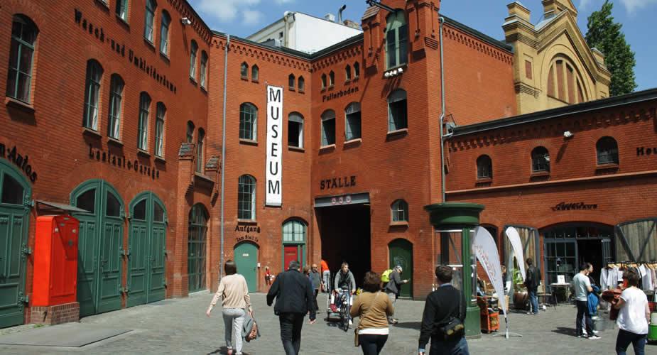 Bezienswaardigheden in Berlijn: Kulturbrauerei | Mooistestedentrips.nl