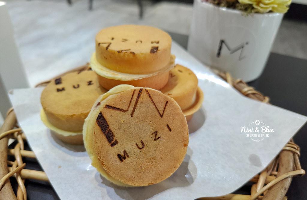 Muzi木子迷你車輪餅.台中紅豆餅10