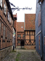 Nice old houses at Kulturen.