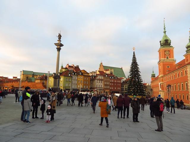 Stare Miasto Plac Zamkowy i Kolumna Zygmunta 0425