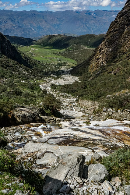 Quebrada Hualcán.