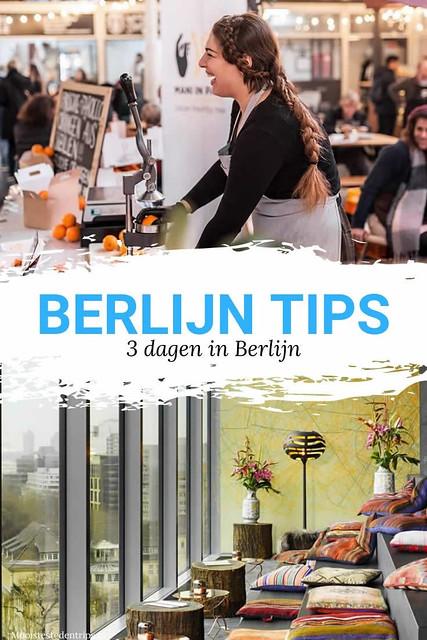 Berlijn tips: 3 dagen naar Berlijn? Bekijk de leukste tips | Mooistestedentrips.nl