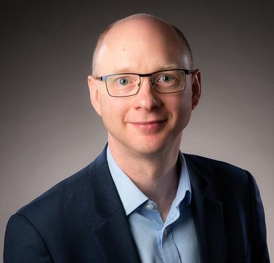 Photograph of Gavin Edwards