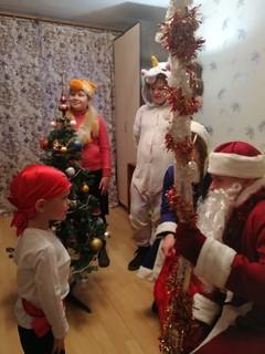 13.01.2020 | Акция «Пусть праздник в каждый дом придет»
