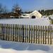 Zima na Vysočině, foto: Jan Hocek