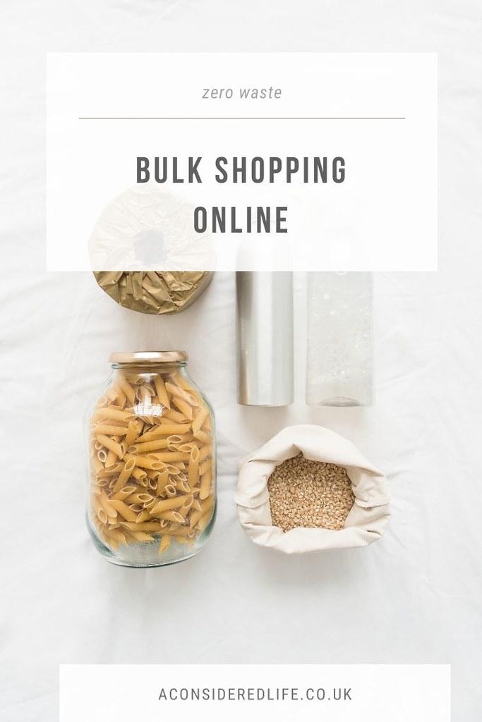 Bulk Shopping Online