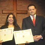 Graduación de alumnos del Doctorado en Derecho y Magíster en Derecho, LLM UC