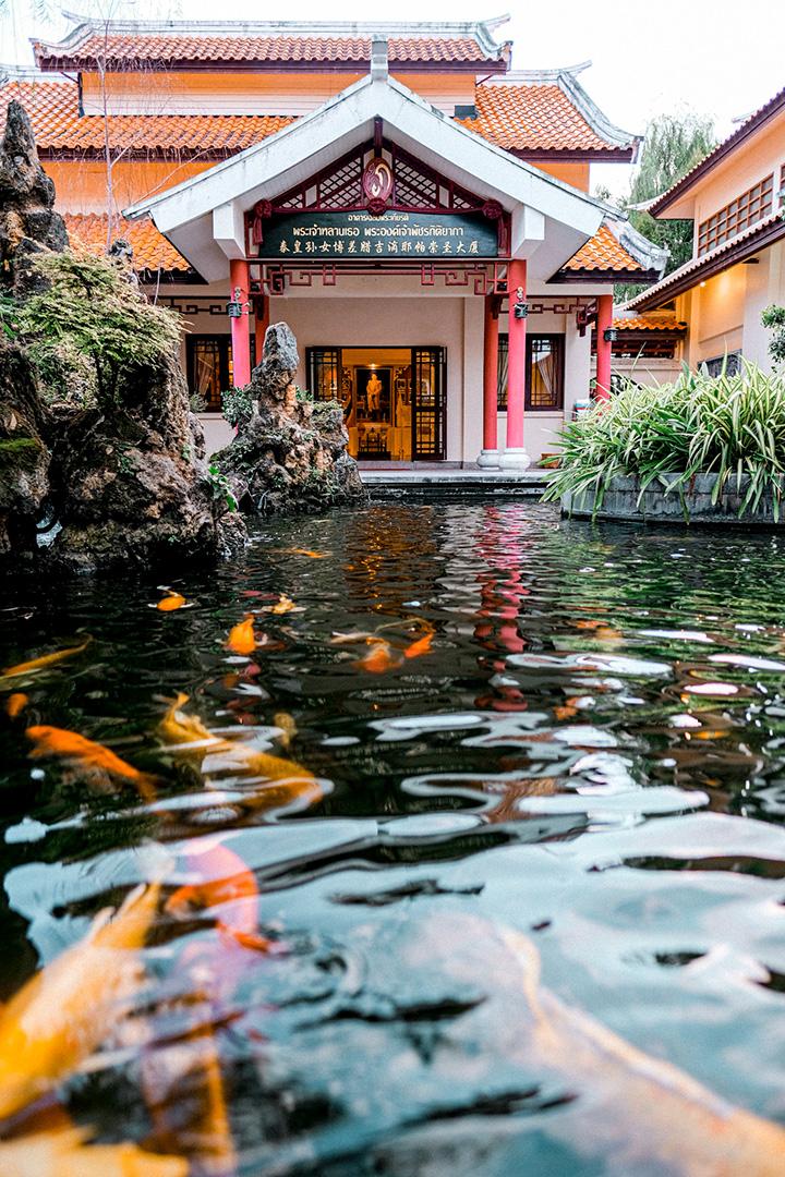 ภาพถ่ายศูนย์วัฒนธรรมไทยจีน อุดรธานี