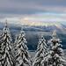 Pohled z Šeráku k rychlebským horám, foto: Jan Hocek
