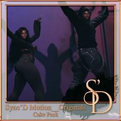 Sync'D Motion__Originals - Cake Pack