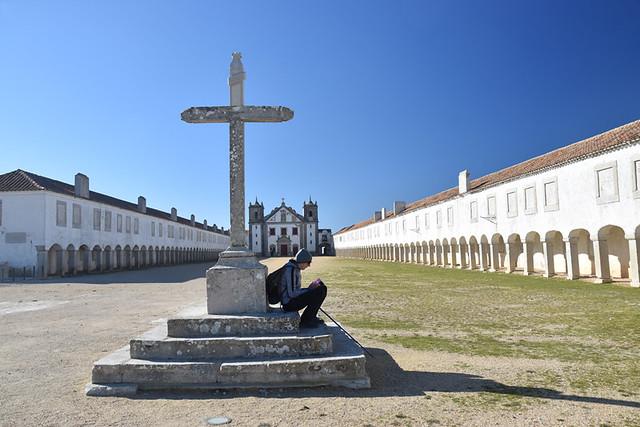 Sanctuary, Cabo Espichel, Sesimbra, Portugal