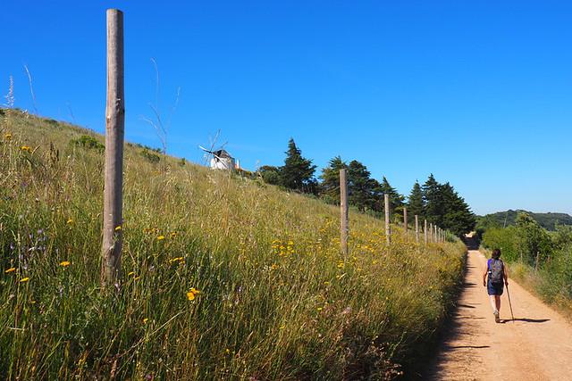Dirt track, Arrabida Natural Park, Setubal, Portugal