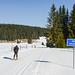 Tratě vedou často po zasněžených silnicích, foto: Jan Hocek