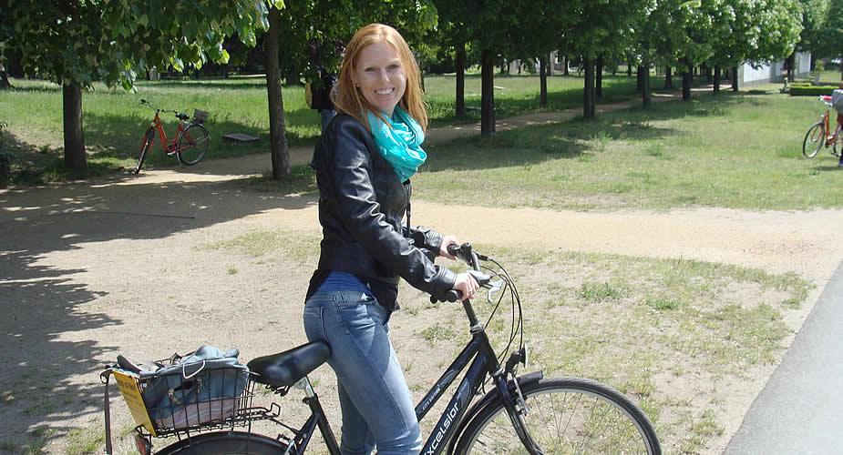 Berlijn tips: fietsen in Berlijn | Mooistestedentrips.nl