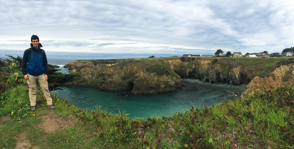 Best Coastal Hikes In California: Mendocino Headlands State Park, California, USA