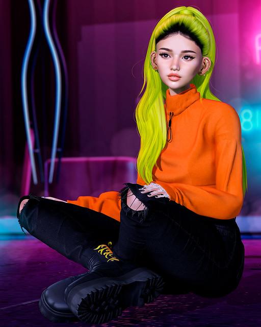 • Neon Night •