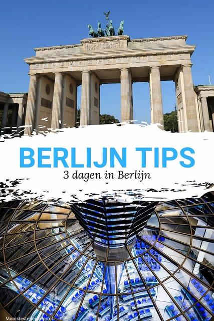 Berlijn tips: 3 dagen in Berlijn | Mooistestedentrips.nl